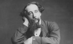 Charles Dickens circa 1850