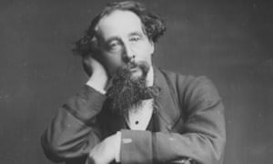 Letters by Charles Dickens (pictured) sold at auction revealed his displeasure at hosting Danish author Hans Christian Andersen.