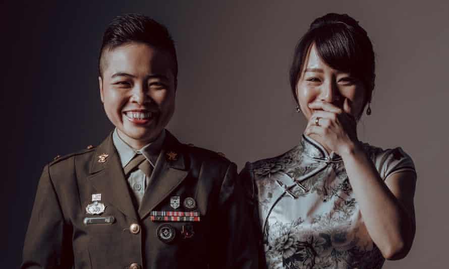 Chen Ying-xuan and Lee Ying-ying