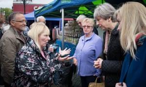 Theresa May disability cuts