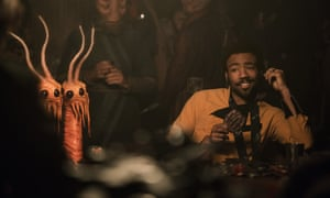Donald Glover will reprise his Solo: A Star Wars Story role as space smuggler for TV series Lando.