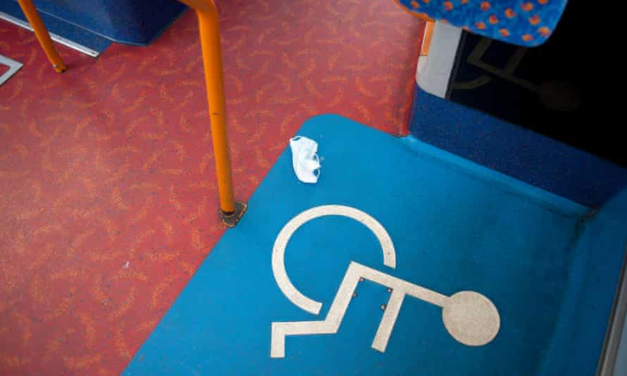'I never take up those seats on the bus: the pain of standing is often less hassle than the imposter syndrome I would feel sitting.'