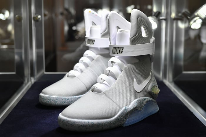 f91710f6aca Rare Nike running shoes fetch more than $400,000 at auction ...