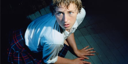 Untitled #92 by Cindy Sherman, 1981.
