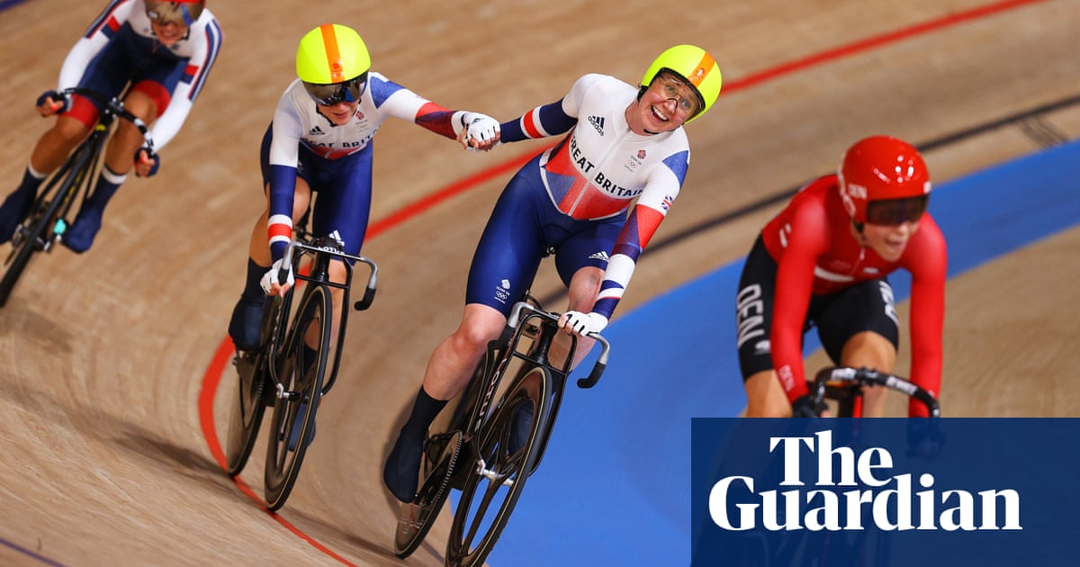 How Kenny and Archibald pulled off magical madison for Olympic gold   William Fotheringham