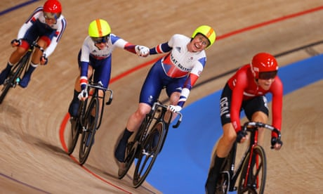 How Kenny and Archibald pulled off magical madison for Olympic gold | William Fotheringham