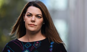 Greens senator Sarah Hanson-Young called out David Leyonhjelm last Thursday for making an offensive slur.
