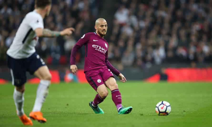 David Silva produced a state of the nation game for player who was familiarly brilliant at times and chuggingly peripheral at others.