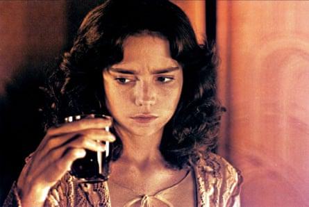 Jessica Harper in Dario Argento's 1977 horror Suspiria.