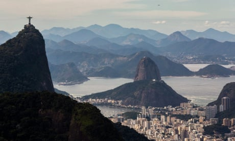 Brazil to open long-distance hiking trail in Atlantic forest – in pictures