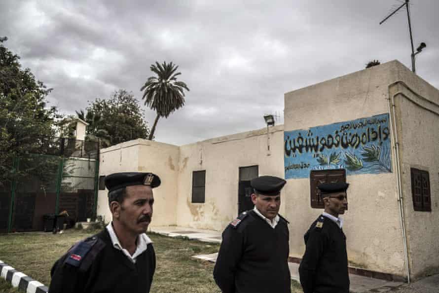 The prison clinic