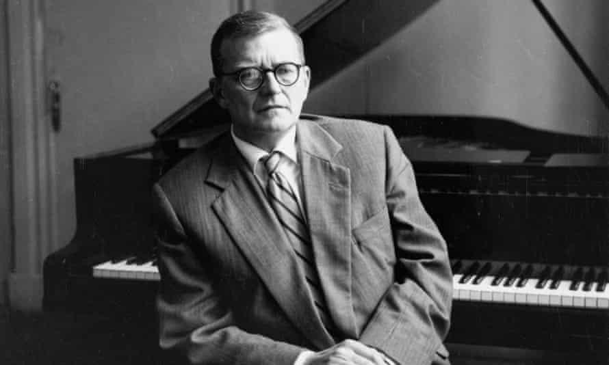 Iconoclastoc … Dmitri Shostakovich.