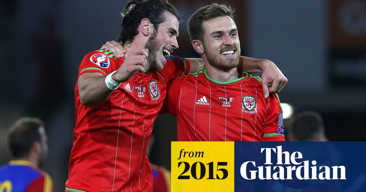 online store 274f8 97f09 Aaron Ramsey wanted England in Euro 2016 draw with Wales on ...