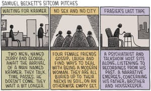 Tom Gauld complexity