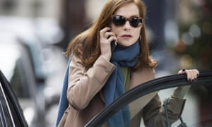 'Cinema's most fearless screen presence': Isabelle Huppert as Michèle in Paul Verhoeven's Elle, his first French-language film