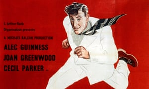 Poster for The Man in the White Suit, 1951.