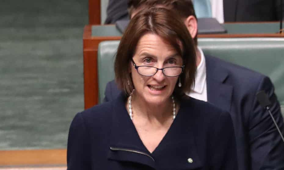 Liberal MP Celia Hammond