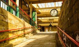 Carnforth station, Lancashire