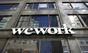 WeWork is currently in talks for a multibillion dollar rescue deal that could lead to its largest shareholder, Japan's SoftBank Group Corp, taking control.