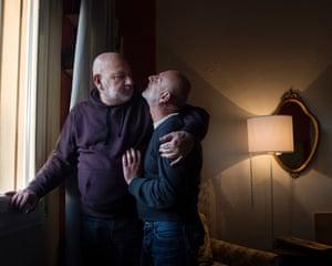 Zeno Zappi, 65, and Massimo Coralli, 56: Imola, Emilia-Romagna