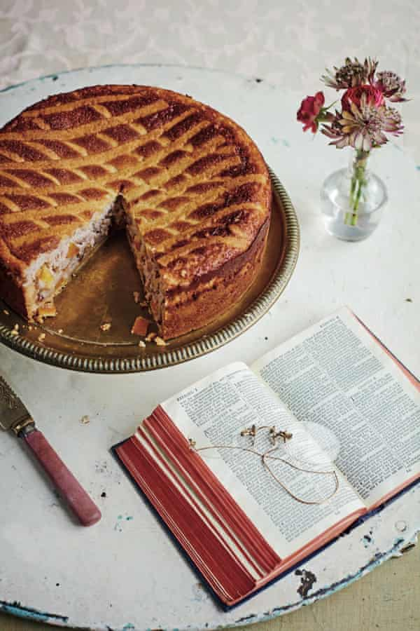Making this glorious ricotta and candied fruit-filled pastiera is a sweet reminder of childhood for Eleonora Galasso.