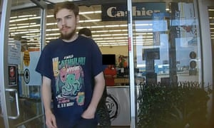 Kam McLeod is seen in a shop in Meadow Lake