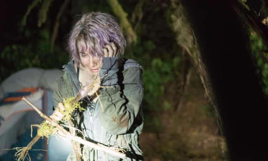 Valorie Curry in Blair Witch.