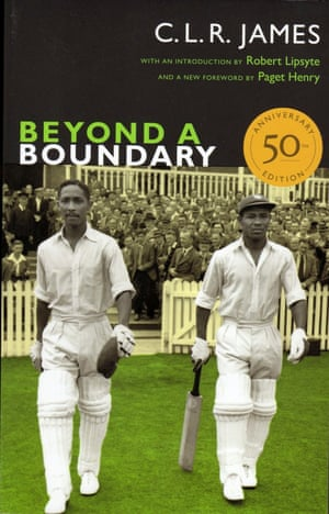 Front cover of Beyond a Boundary by former Guardian writer and Trotskyist CLR James