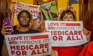 Medicare for all has become a part of mainstream discourse, and public support of the idea has soared.