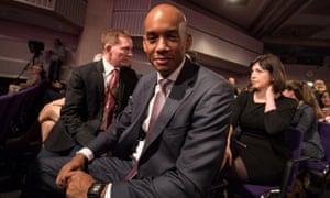 Chuka Umunna attends the Labour party leader election results.