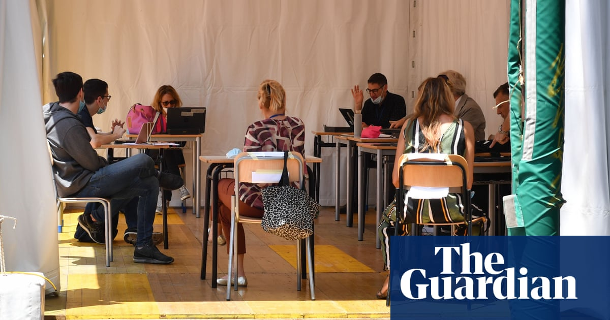 School exams and Covid: what could the UK have learned from EU?