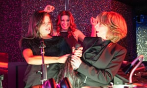 Gail and Kate come to blows on a hen do