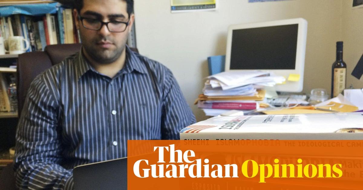 Why speaking Arabic in America feels like a crime | Sinan
