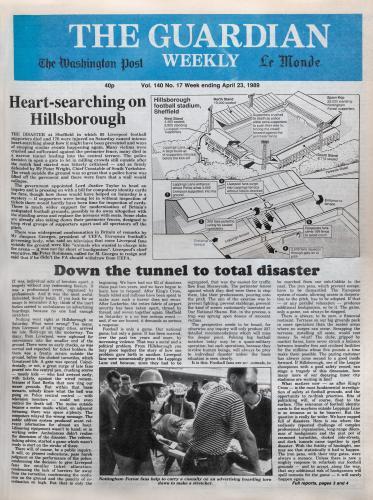 Guardian Weekly, 23 April 1989