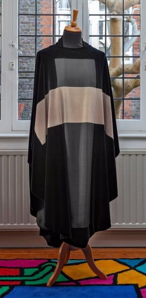 An ecclesiastical robe by Pauline Caulfield