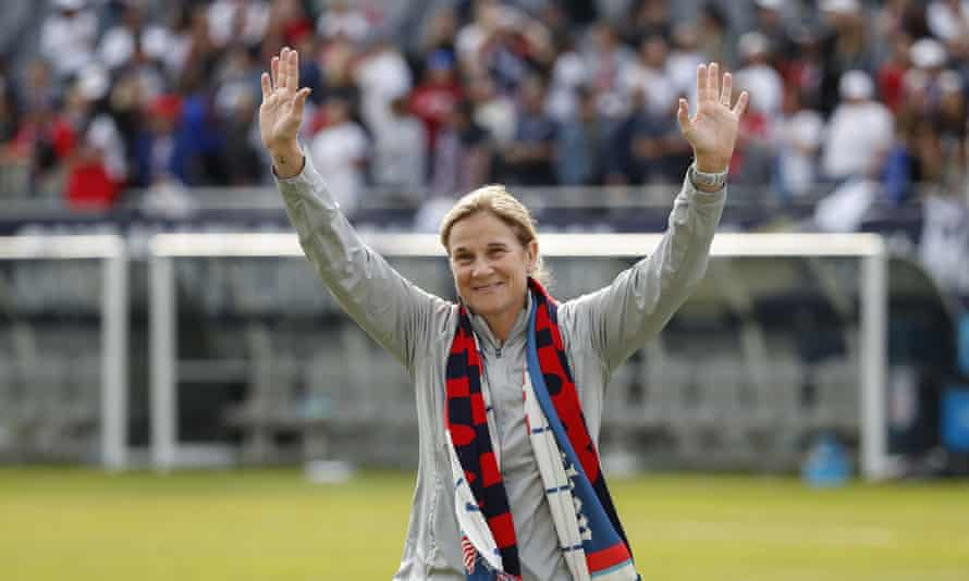 Jill Ellis, who won the Women's World Cup twice as US national coach, is now the president of San Diego NWSL.