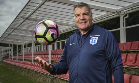 Sam Allardyce's England reign lasted just one match