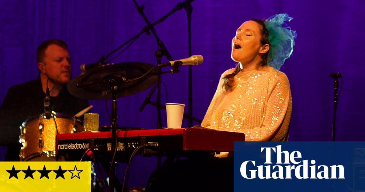 Frazey Ford review – an emotional, imperfect, lyrical balm