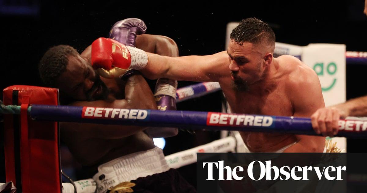 Derek Chisora calls split decision 'unbelievable' after Joseph Parker wins
