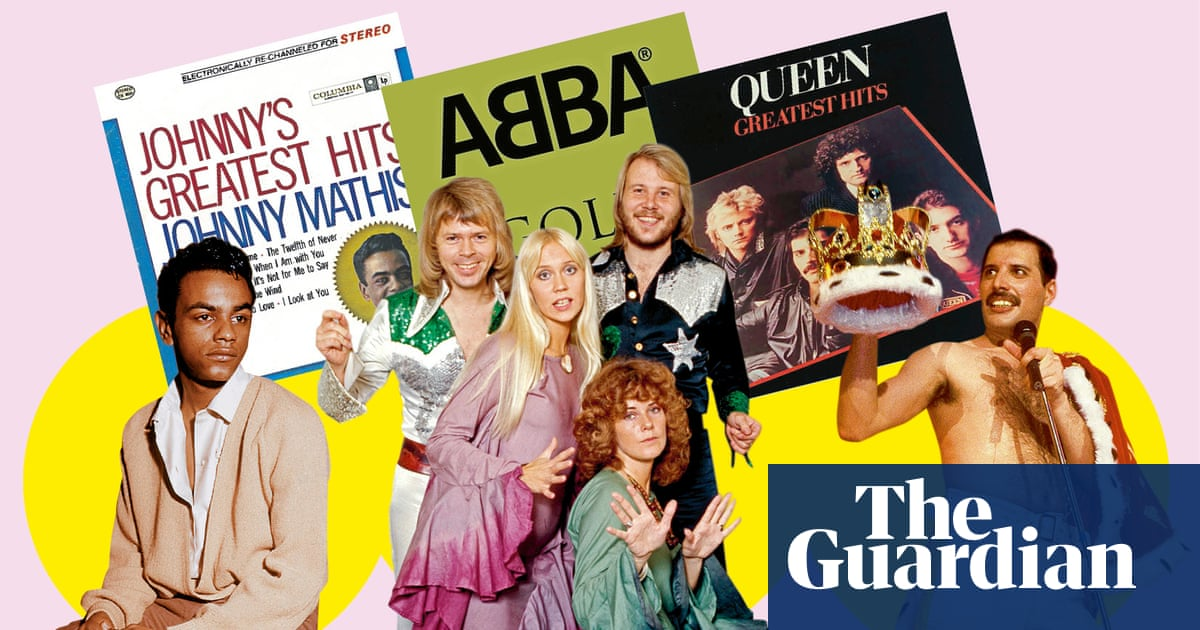 Why Greatest Hits are back at the top of the album charts