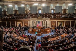 The116th Congress convenes on 3 January.