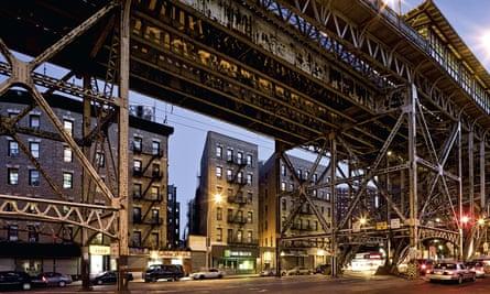 Vivid energy … Harlem, New York.