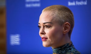 'None of us know the truth of the situation,' said Rose McGowan, another #MeToo figure.