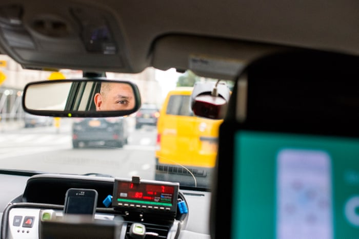 There's no future for taxis': New York yellow cab drivers