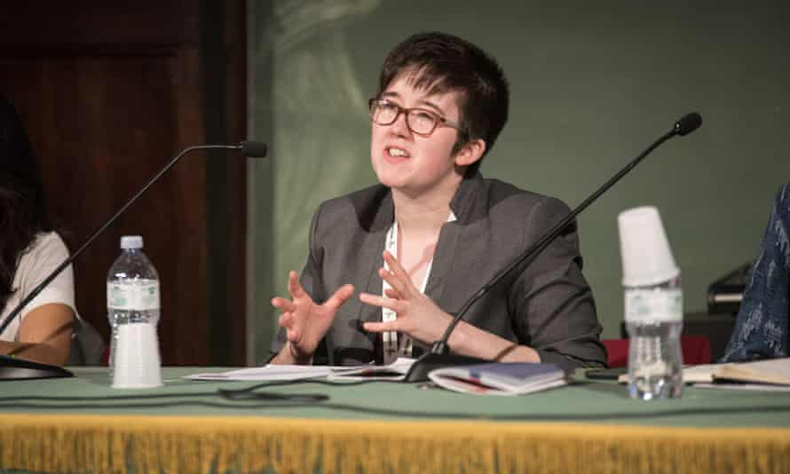 One of Lyra McKee's first major pieces in journalism was a study of the rise in suicides after the Good Friday agreement.