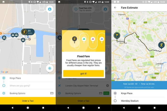 The best transport apps to help you find your way through the snow