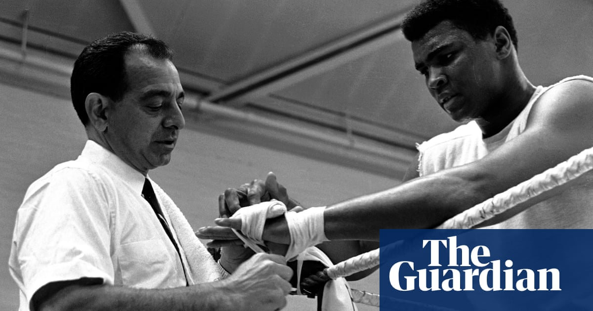 Angelo Dundee at 100: the calm heart of Muhammad Ali's boxing career