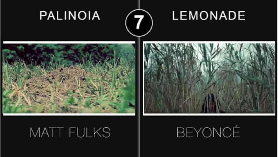 Similarity No 7: 'The grass scene'
