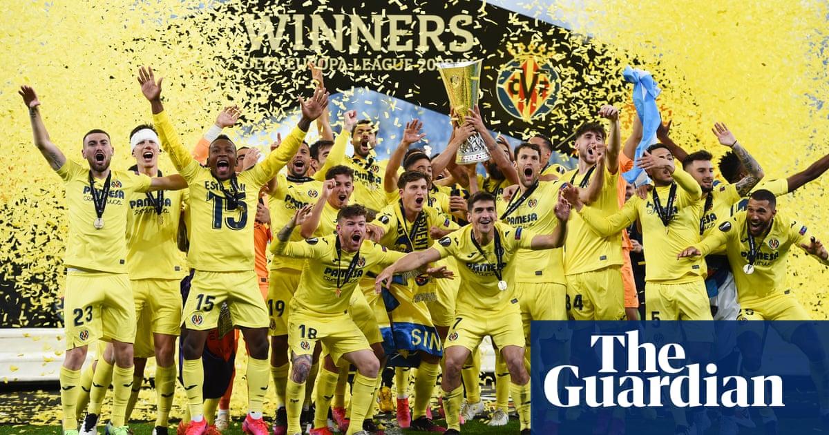 Villarreal beat Manchester United 11-10 on penalties to win Europa League final