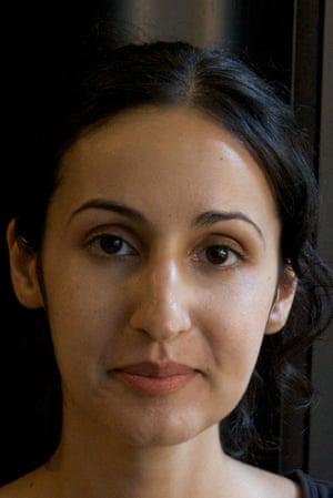 artist and film-maker Mariam Ghani.